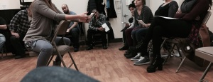 Victor Cruz's Acting Class, NYC